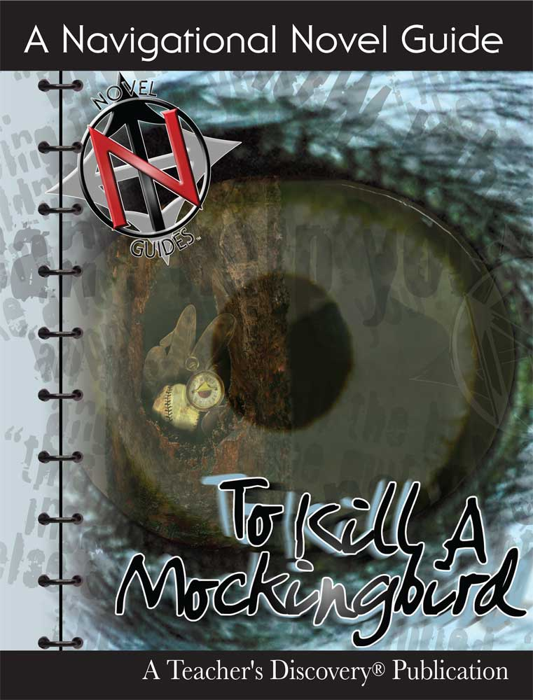 To Kill a Mockingbird Novel Guide Book