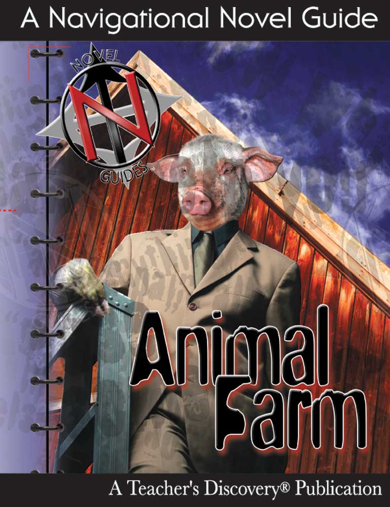 Animal Farm Novel Guide Book