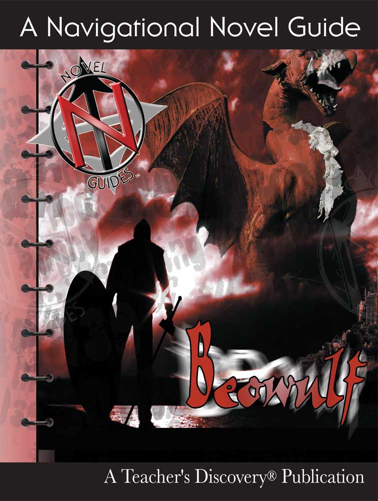 Beowulf Novel Guide Book