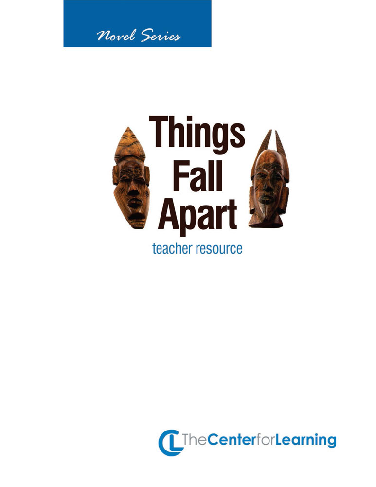 Things Fall Apart Curriculum Unit - Things Fall Apart Curriculum Unit Book Download