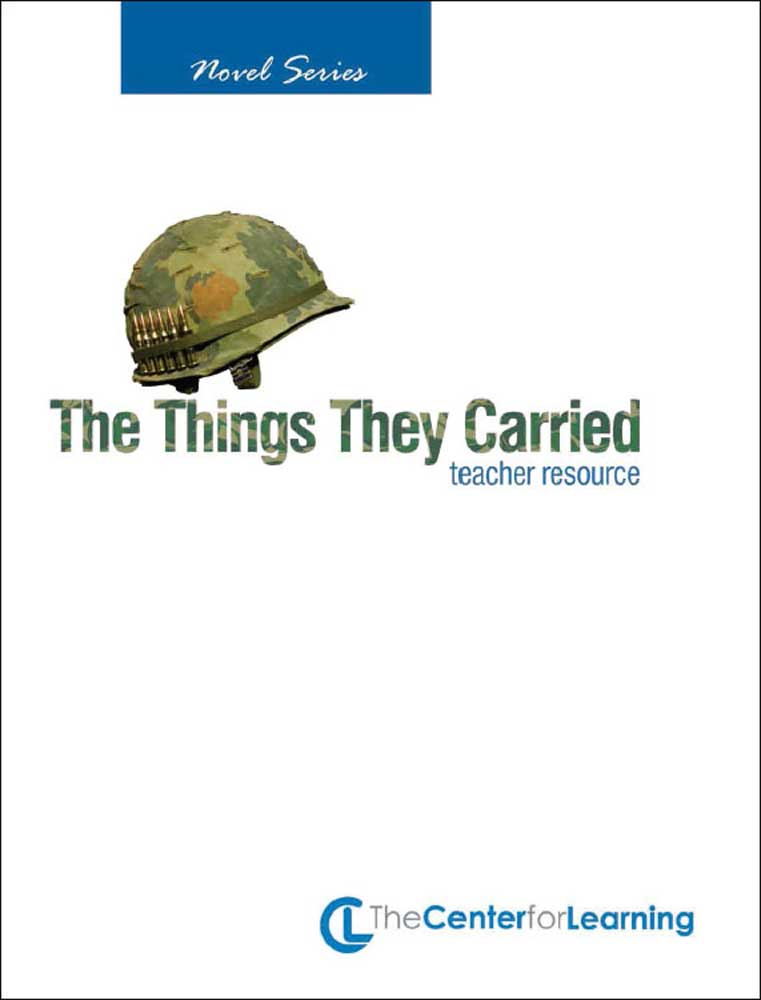 book review the things they carried The things they carried is a novel—a work of fiction it's also a memoir—a work of creative nonfiction and it is for sure a work of poetry blended together, the line between truth and fiction (what really happened to tim o'brien, the author, and tim, the soldier) is blurry.