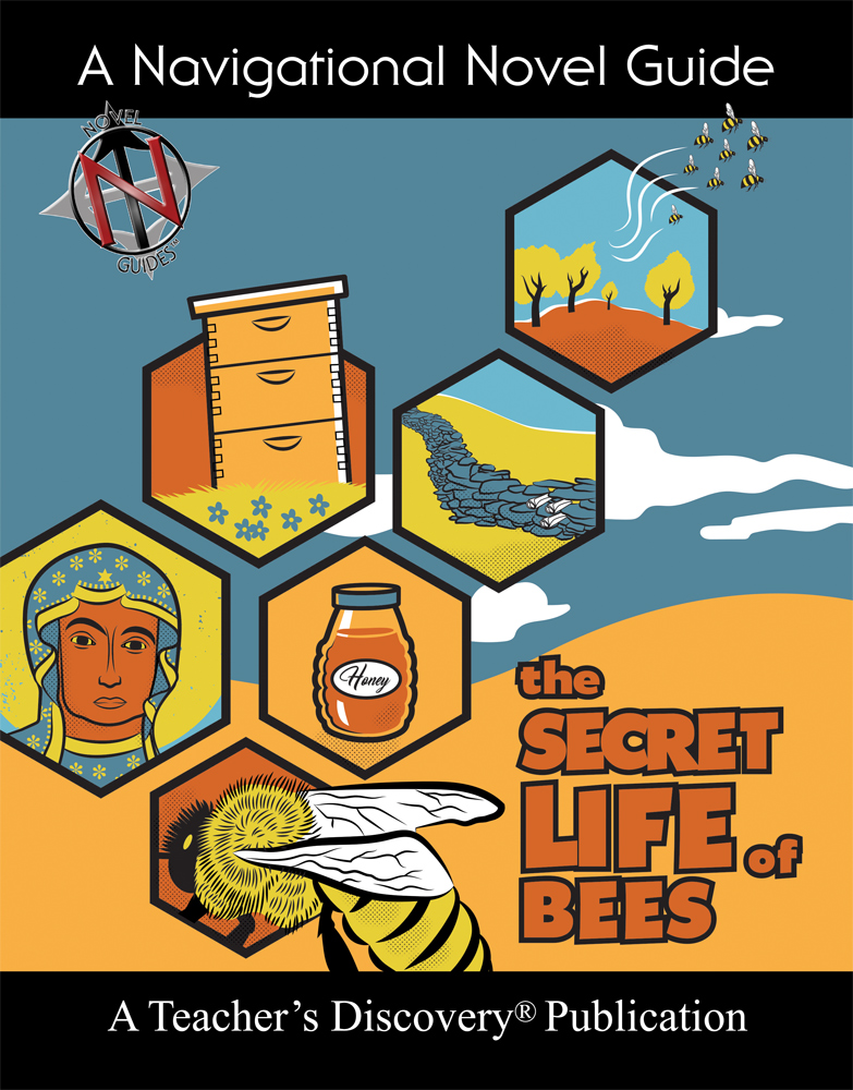 The Secret Life of Bees Novel Guide Book