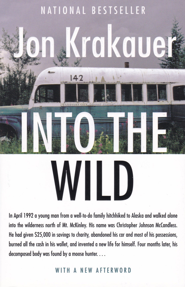 Into the Wild Paperback Book (1270L)