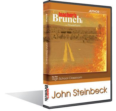 John Steinbeck PowerPoint®