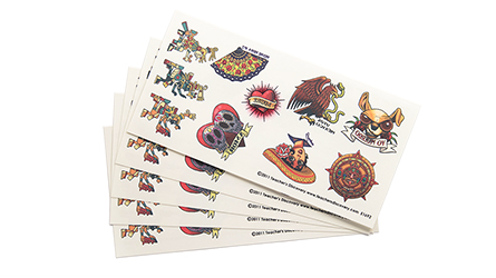 Temporary Spanish Tattoos (40)