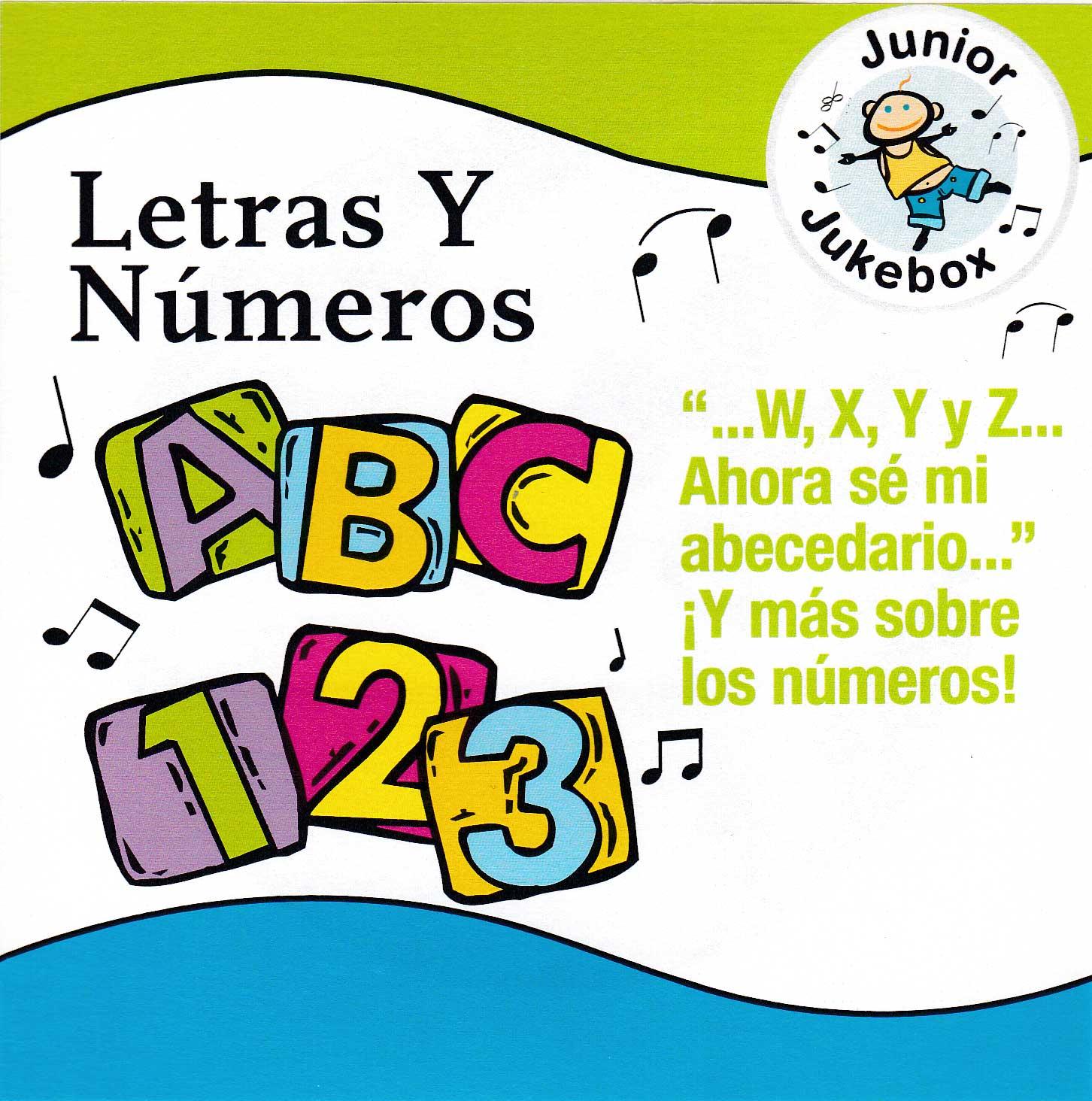 Letras y Números CD