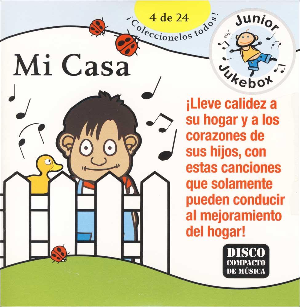 Mi Casa Spanish CD