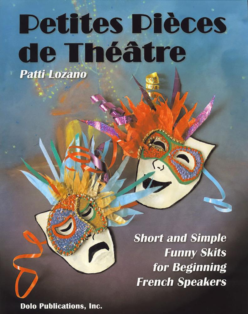 Petites Pieces de Theatre French Book