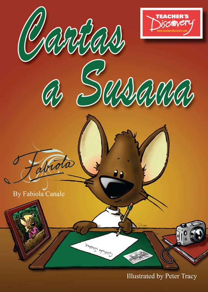 Cartas a Susana Level 2 Spanish Reader