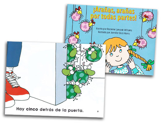 Learn to Read - Read to Learn Spanish Books