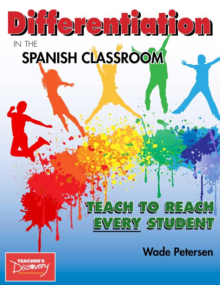 Differentiation Spanish Book