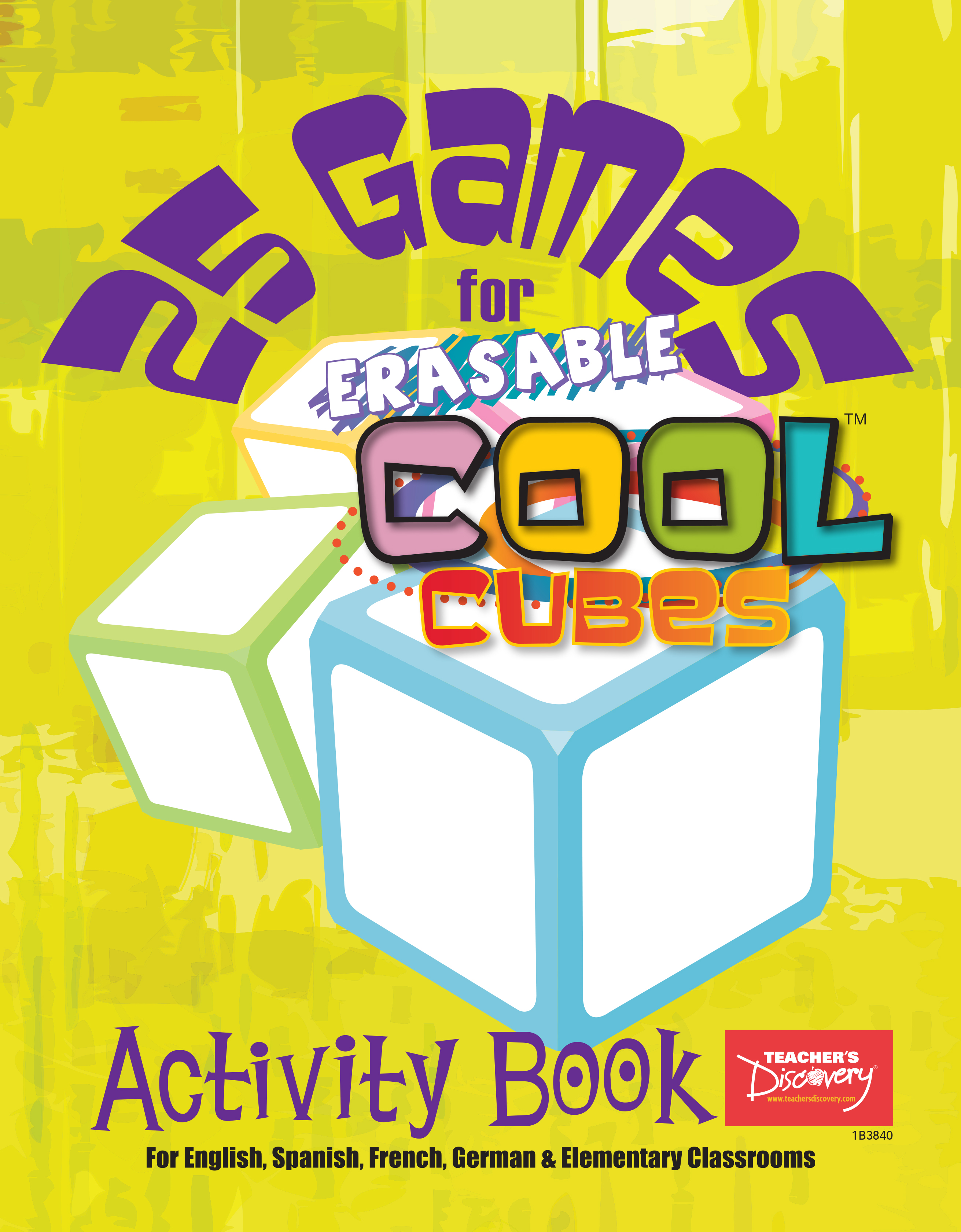 Cool Cubes™ Activity Book