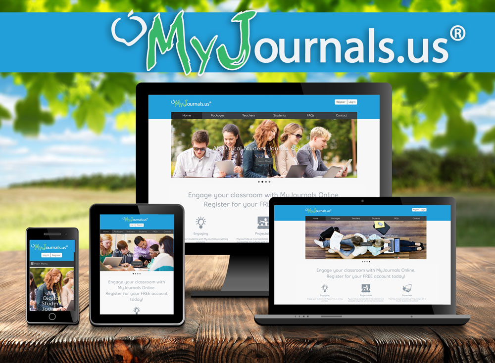 MyJournals.us Online Packages for Remote Learning