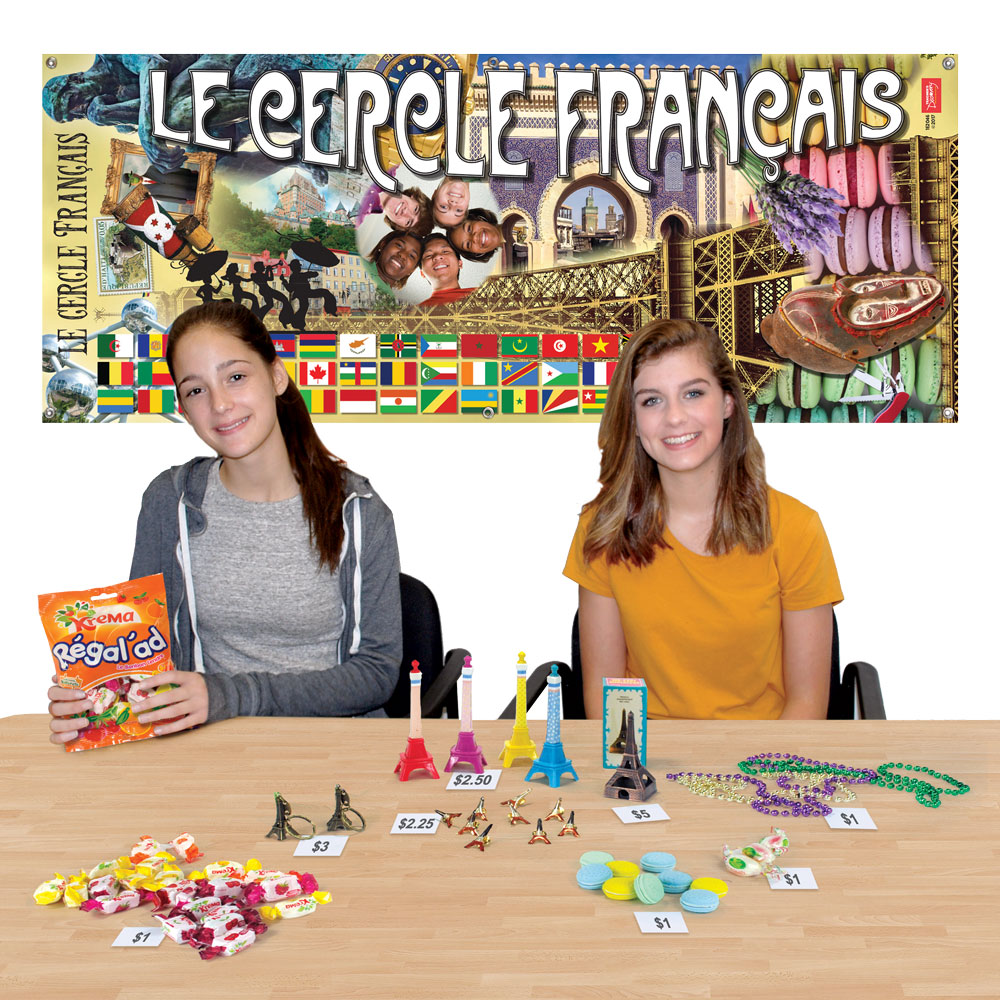 French Club Fun-Raising