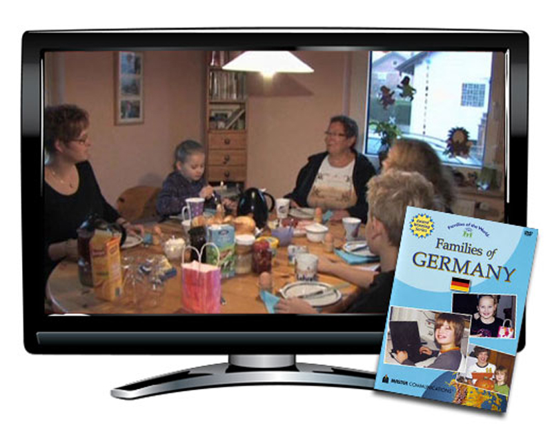 Families of Germany DVD