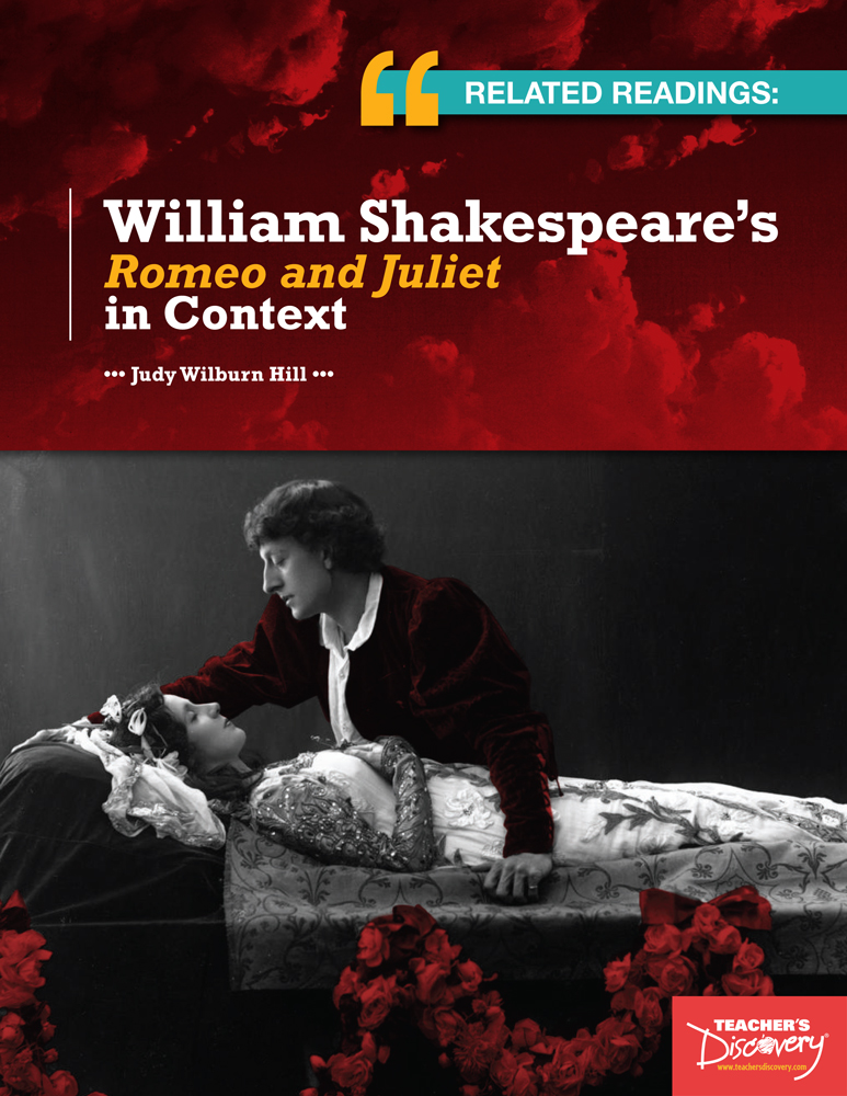 Related Readings: William Shakespeare's Romeo and Juliet in Context Book