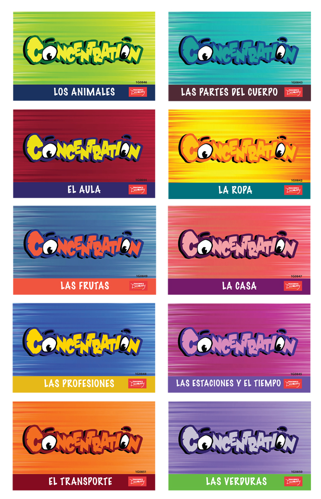 Spanish Concentration Games