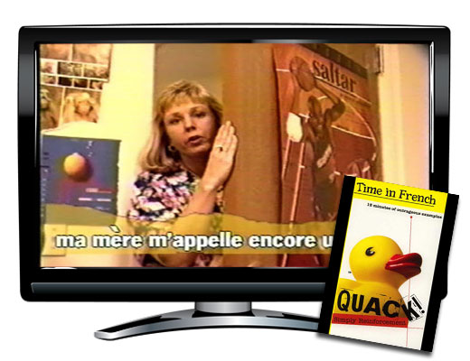 Quack!™ Time French Video