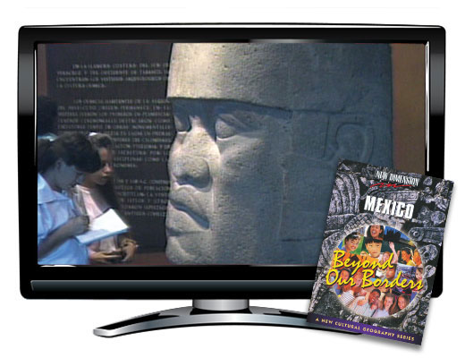 Mexico Beyond Borders DVD and Study Guide