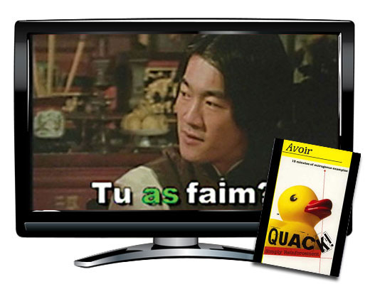 Quack!™ Avoir French Video