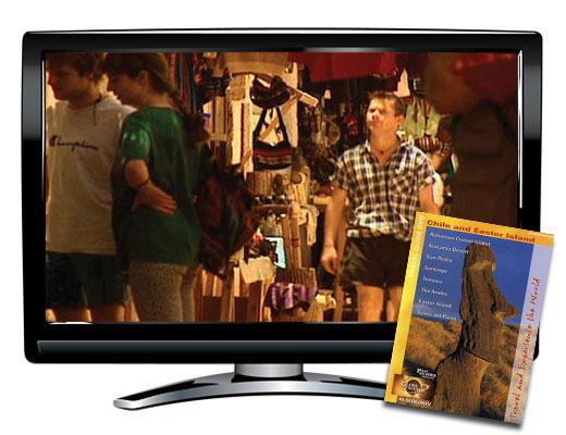 Globe Trekker™ Chile & Easter Island DVD