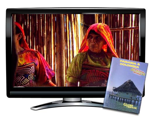 Globe Trekker™ Panama & Colombia DVD