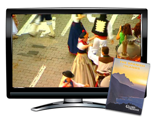 Globe Trekker™ The Spanish Islands DVD