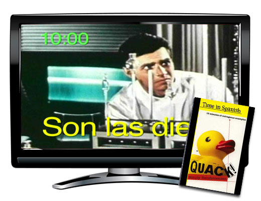 Quack!™ Time Spanish Video