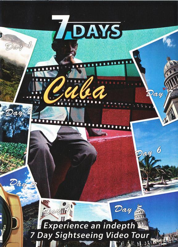 7 Days Cuba DVD