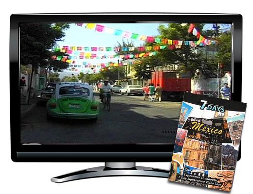7 Days Mexico DVD