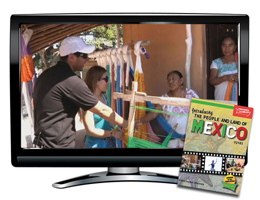 Introducing the Land and People of Mexico DVD
