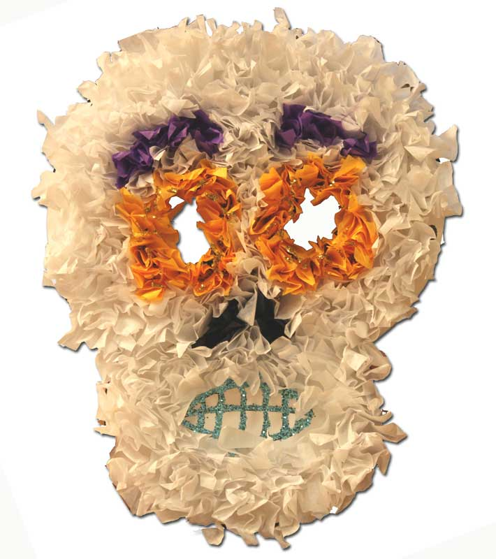 Day of the Dead Mask Kit
