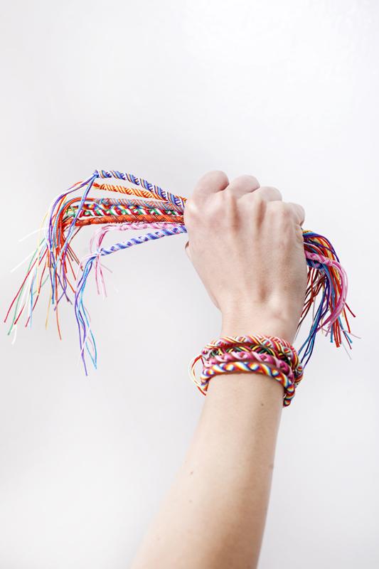 Serpentina Woven Spanish Bracelet