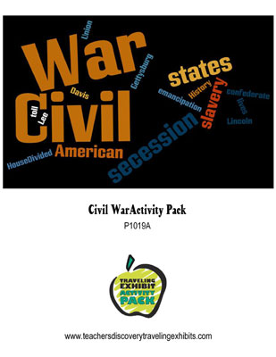 Civil War Activity Packet Download