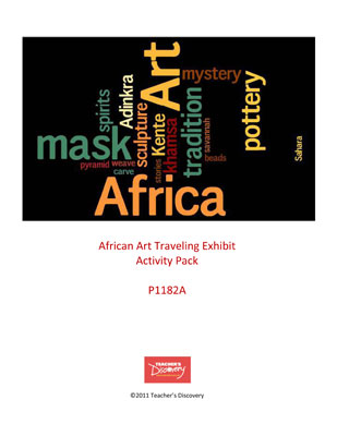 African Art Activity Packet Download