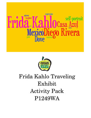 Frida Kahlo Activity Packet Download