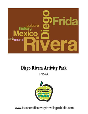 Diego Rivera Activity Packet Download