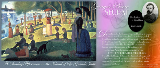 Georges Seurat Traveling Exhibit