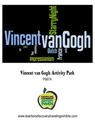 Vincent Van Gogh Activity Packet Download