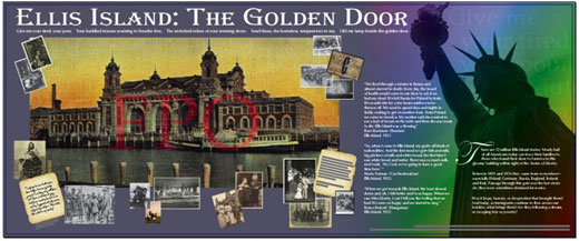 Ellis Island Traveling Exhibit