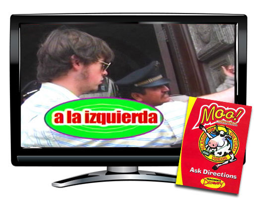 Moo!™ Asking Directions Spanish Video Download