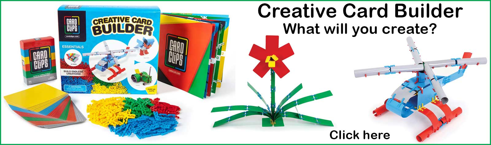 Creative Card Builder