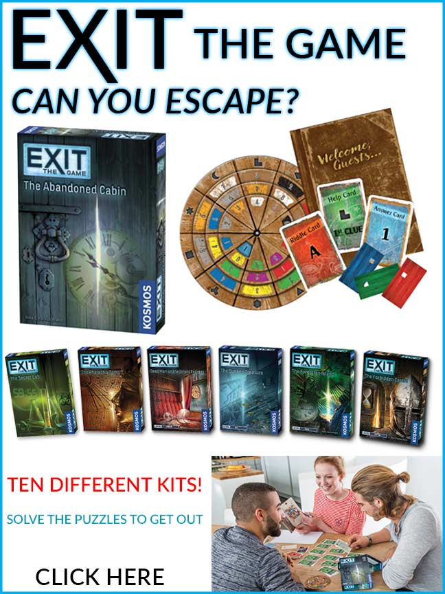 Escape Room Kits