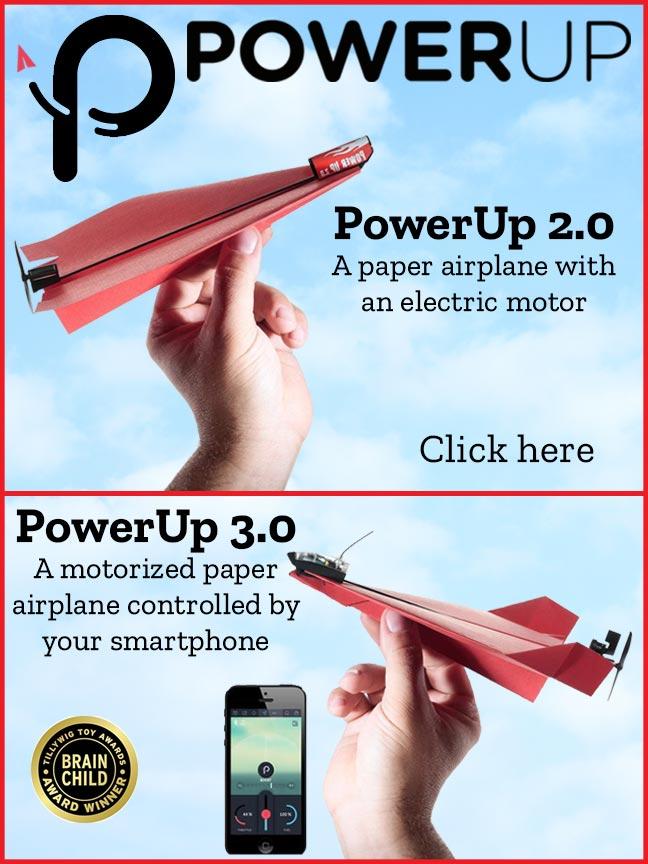 PowerUp Planes