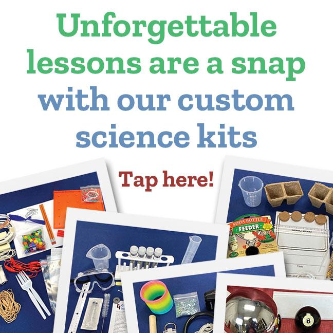 We build custom kits!