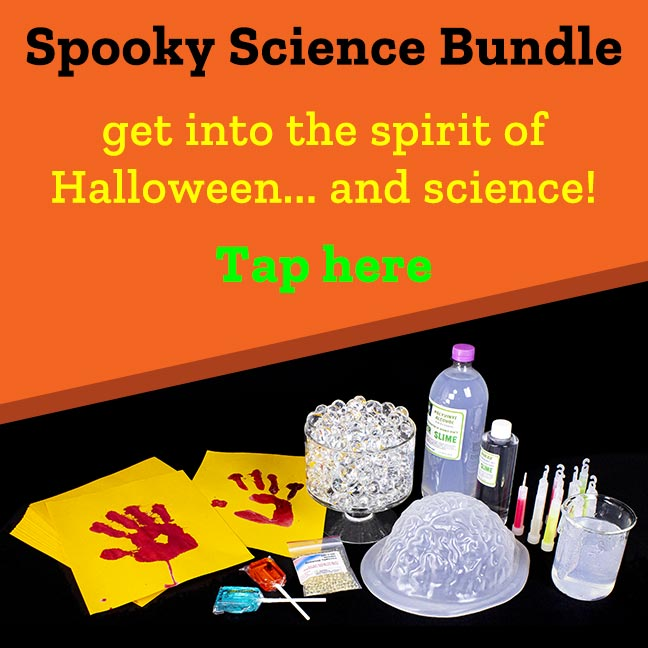Spooky Science Bundle