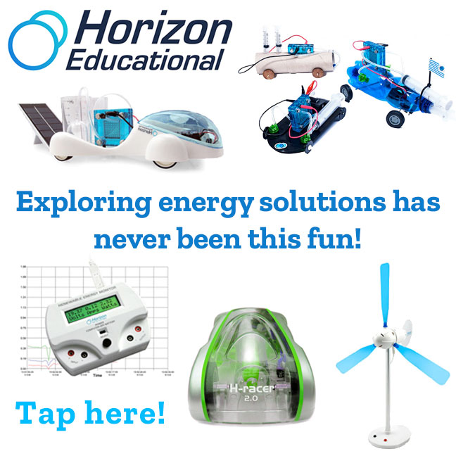 Horizon Educational Exploring energy solutions has never been this fun