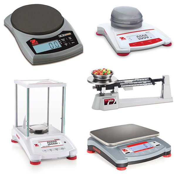 OHAUS Balances & Scales