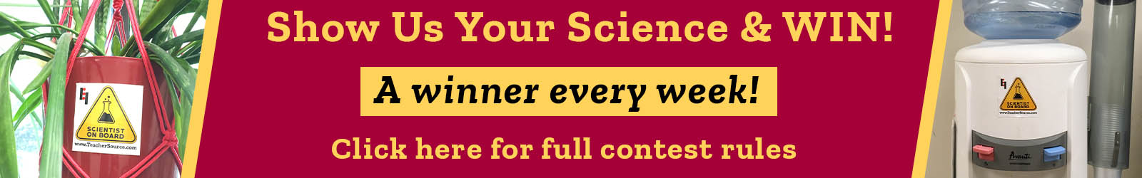 Science Supplies for Teachers and Home School Lessons | Buy