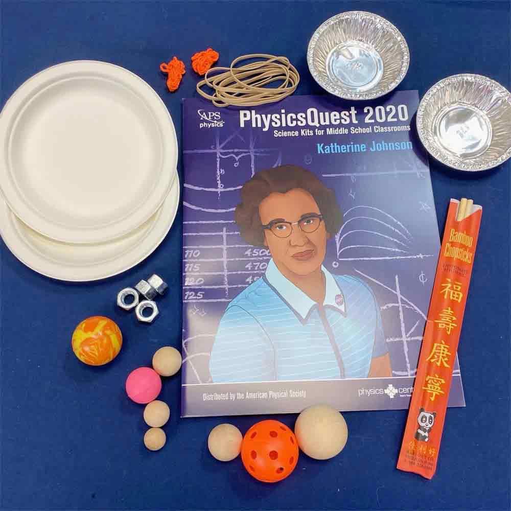 PhysicsQuest 2020: Katherine Johnson
